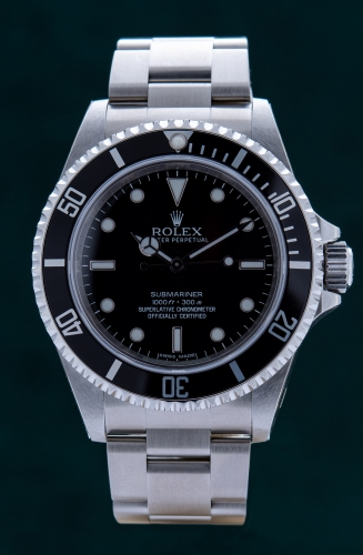 Rolex Submariner, G-Serie, Reference 14060M, FULL SET