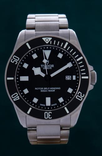 Tudor Pelagos Titan, Reference 25500TN
