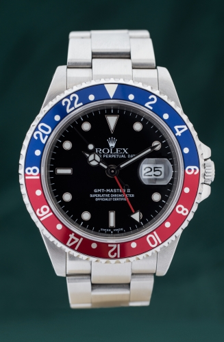 Rolex GMT Master II, Reference 16710