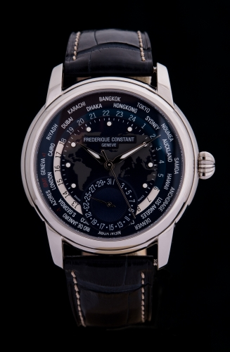 Frederique Constant Worldtimer, Reference FC-718NWM4H6