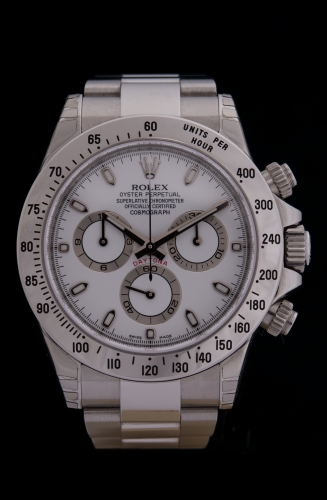 Rolex Daytona, Random-Serie, Reference 116520, FULL SET