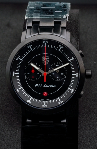 Porsche Driver´s Selection Chronograph - 911 Turbo Classic