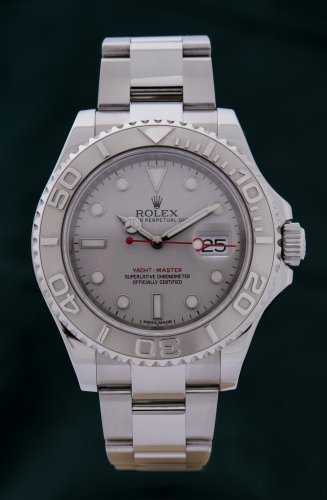 Rolex Yachtmaster, Random-Serie, Reference 116622, FULL SET