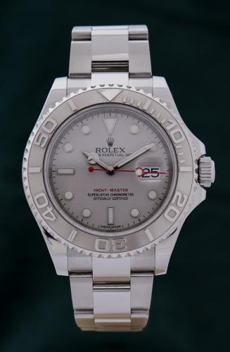 Rolex Yachtmaster, Random-Serie, Reference 116622, FULL SET