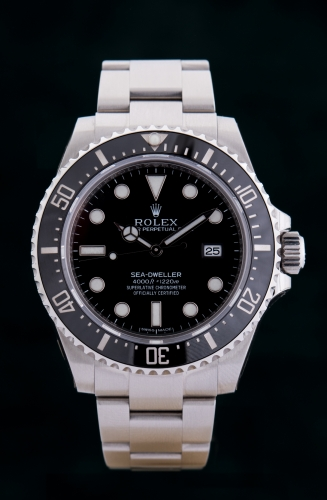 Rolex SeaDweller, Reference 116600