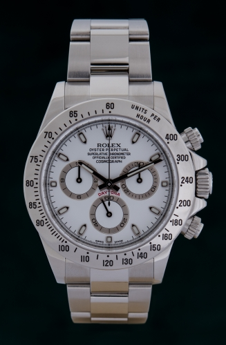 Rolex Daytona, Random-Serie, Reference 116520, FULL SET