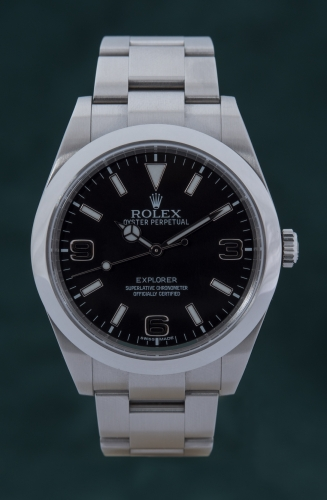 Rolex Explorer, Reference 214270