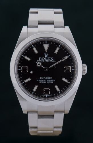 Rolex Explorer, Reference 214270