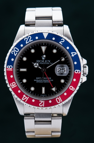 Rolex GMT Master, Reference 16700, FULL SET, SWISS