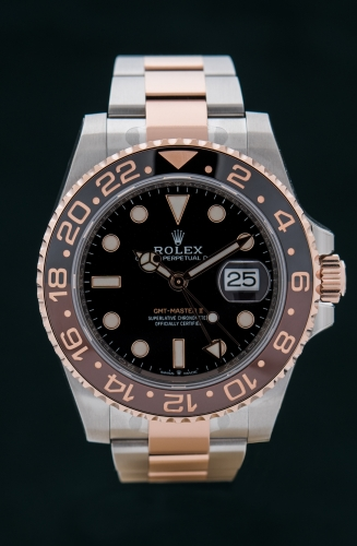 Rolex GMT Master II, Reference 126711CHNR