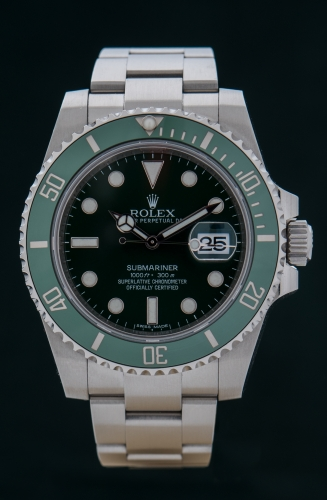 Rolex Submariner, Reference 116610LV