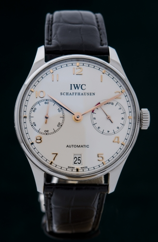 IWC Portugieser 500114 Automatic 7 Day's