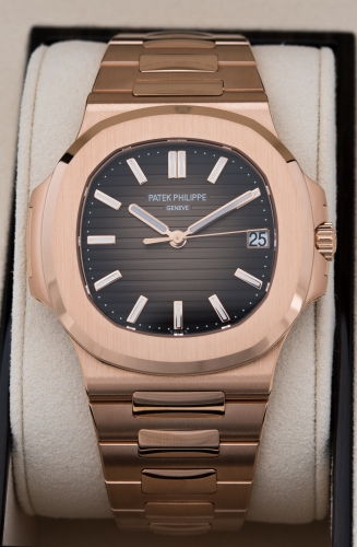 Patek Philippe Nautilus, Reference 5711 1R-001 FULL SET