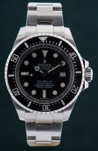 Rolex Sea-Dweller Deepsea, V-Serie, Reference 116660, FULL SET