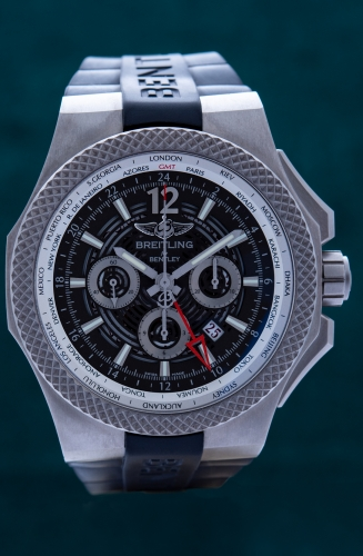 Breitling Bentley GMT Light Body B04 EB043210/M533