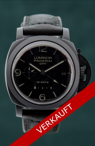 Panerai Luminor 1950 GMT 10 Days PAM 00335