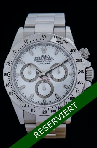 Rolex Daytona, Reference 116520, V-Serie, FULL SET