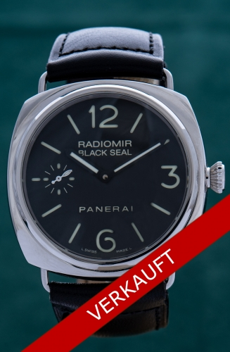 Panerai Radiomir Black Seal PAM 00183 Handaufzug