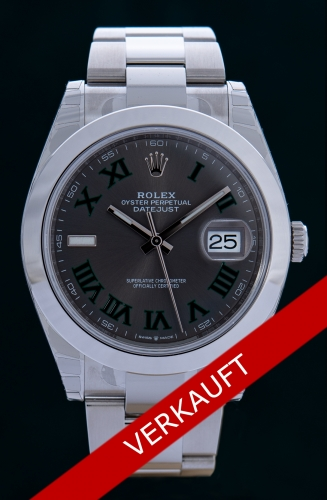 Rolex Datejust 41, Reference 126300, FULL SET